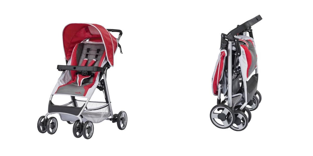 folding-evenflo-stroller