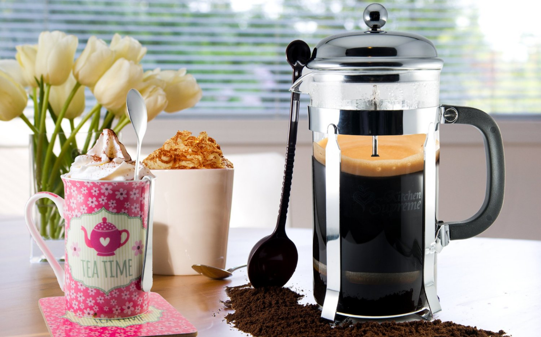 french press bundle