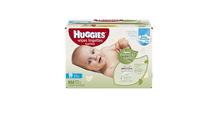 huggies wipes