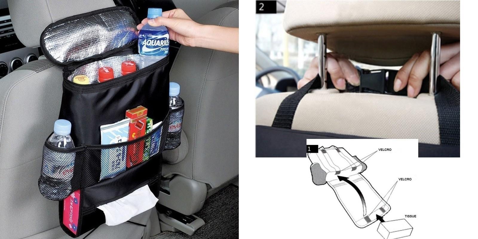 insulated backseat