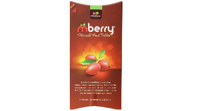 mberry tablets