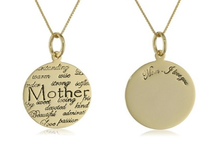 mother pendant