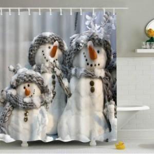 snowmancurtain