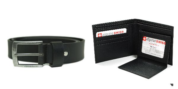 alpine swiss belt wallet