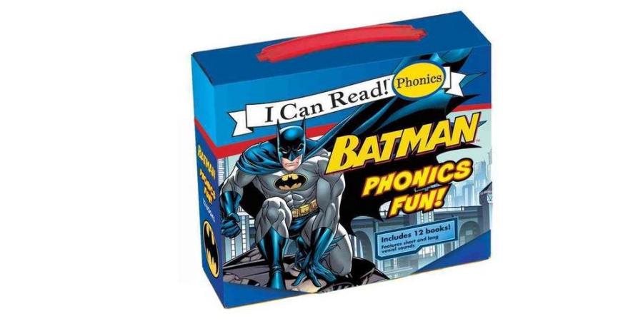 batman phonics