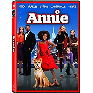 Annie on dvd only 4 00 on amazon freebies2deals