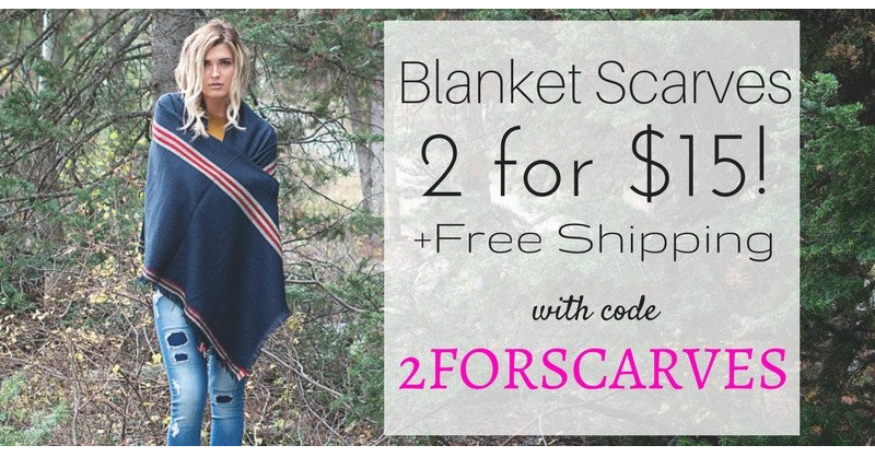 freebies2deals-blanketscarves