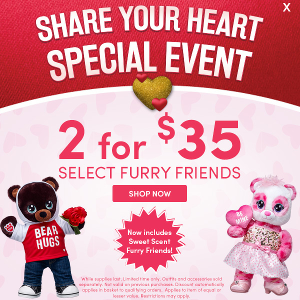 freebies2deals-buildabear