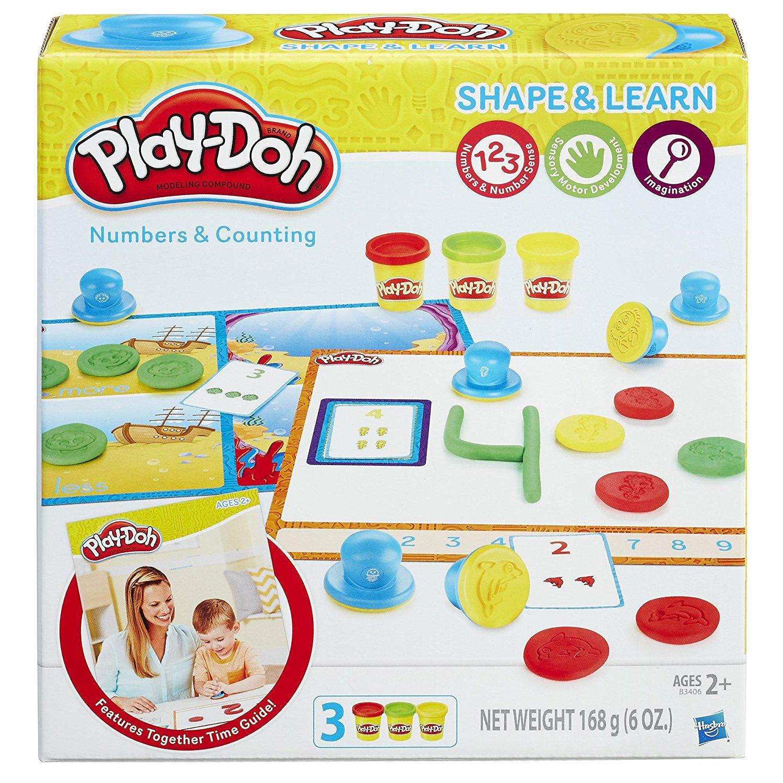 freebies2deals-playdoughshapes
