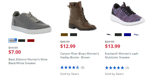 freebies2deals-searswomensshoes