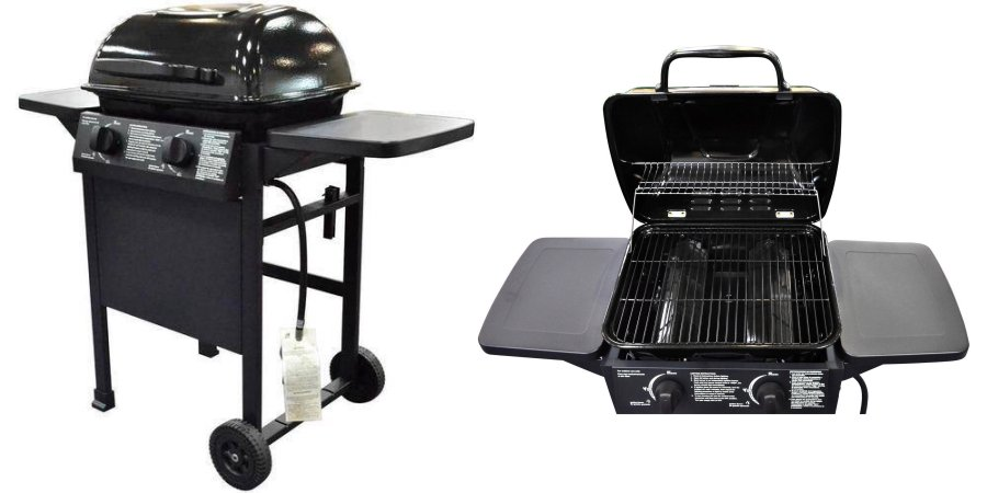 gas grill 2 burner
