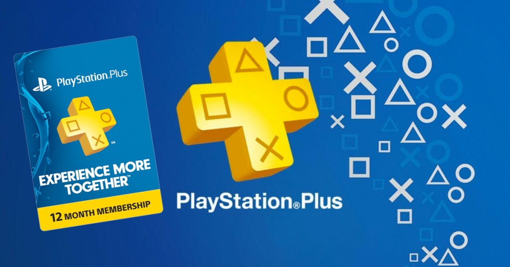 Playstation Plus 12-month Membership Only $41.99!! - Freebies2Deals