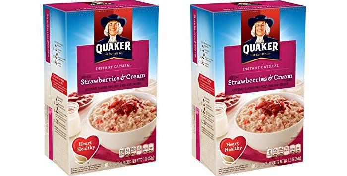 quaker strawberries