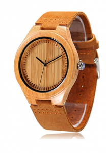 bamboo watch