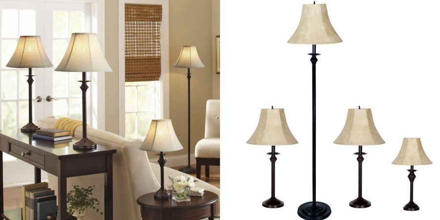 bhg lamp set