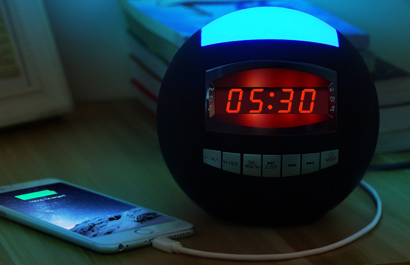 bluetooth alarm