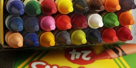 text text dandelion to 555 444 to score a coupon for a free 24 ct pack of crayola crayons at staples the coupon is valid through april 3rd or while - Free Crayola Crayons