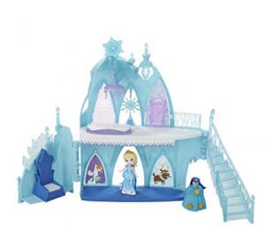 elsa little castle