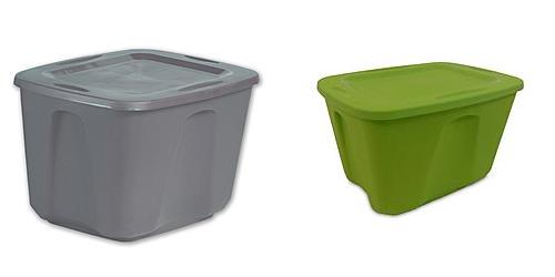 essential home storage bin