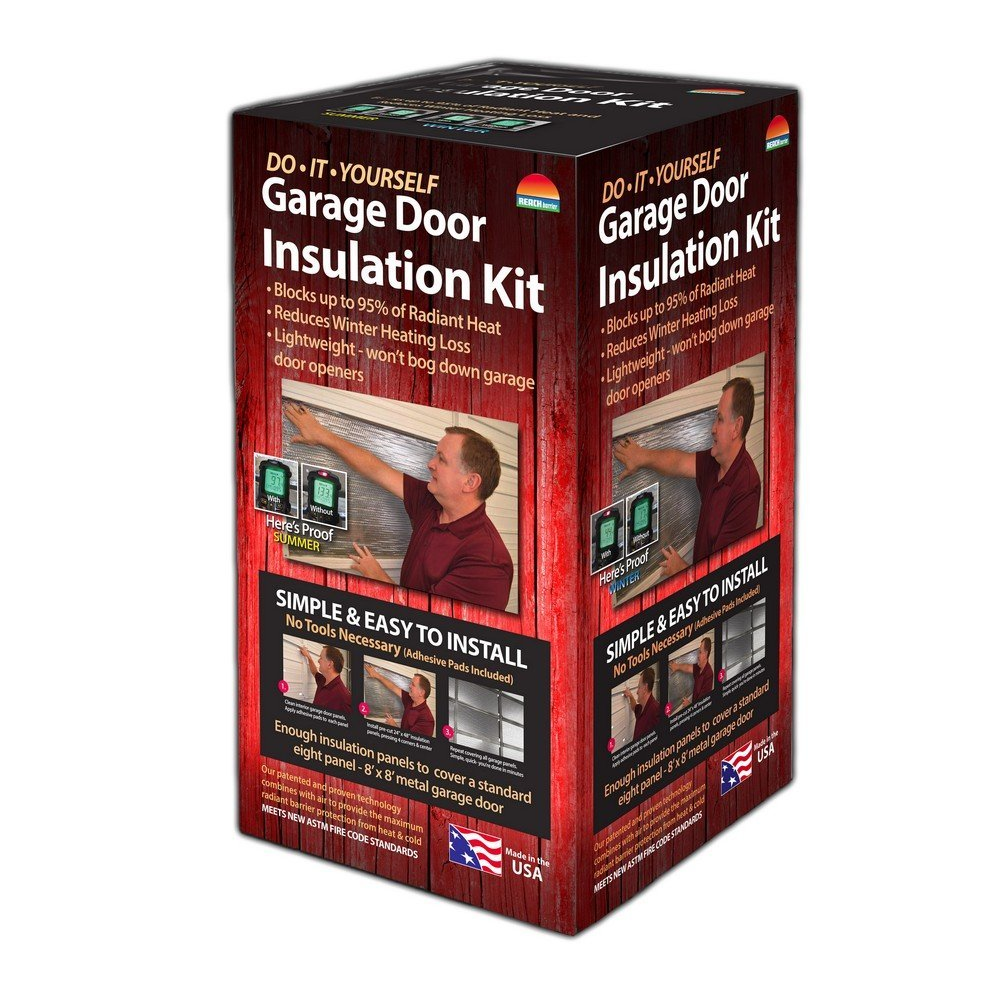 freebies2deals-garagedoorinsulation