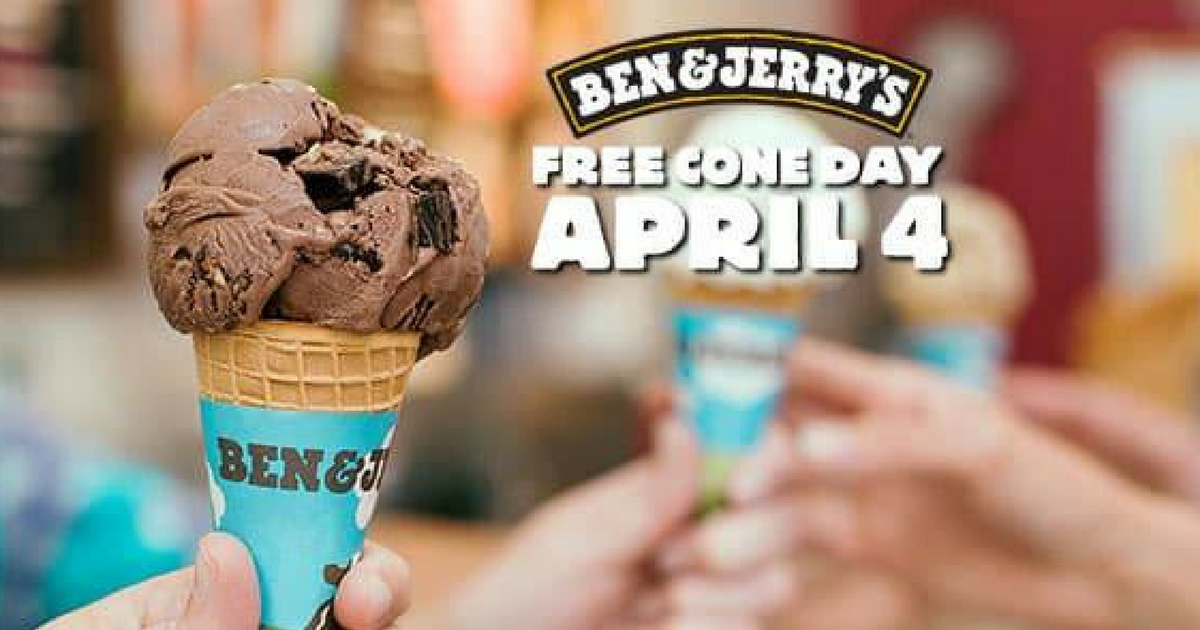 freebies2deals-icecreamday