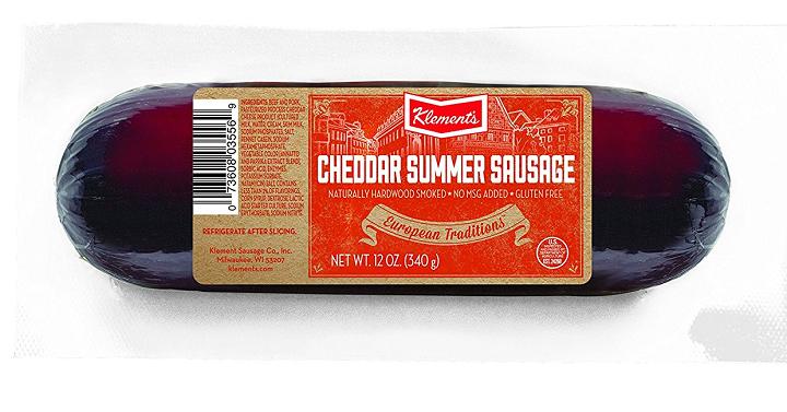 freebies2deals-sausage