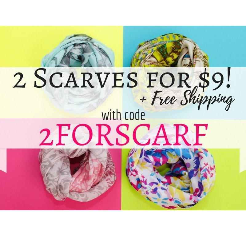 freebies2deals-scarves