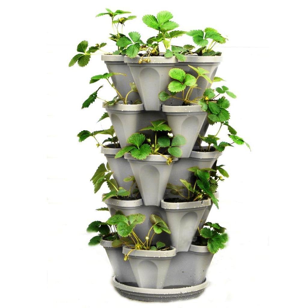 freebies2deals-stackableplanter