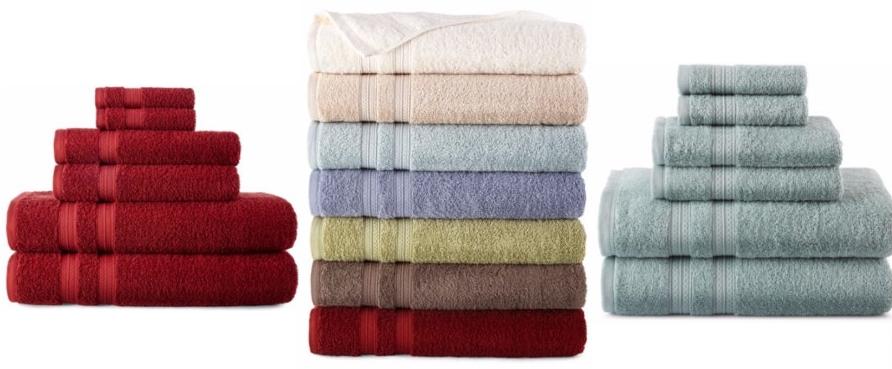 home expressions bath towel