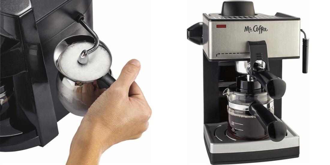 mr coffee espresso