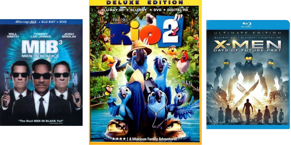 blue ray 3D