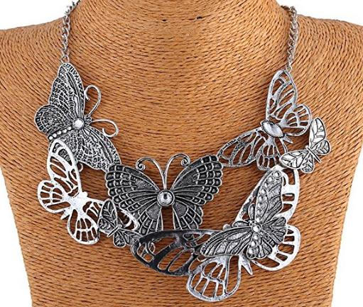 butterflynecklace