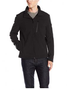 calvin klein softshell jacket