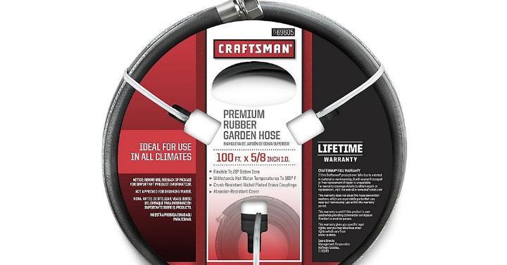 craftsmanhose