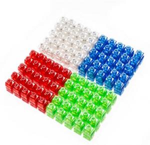 led finger lights 100 pack