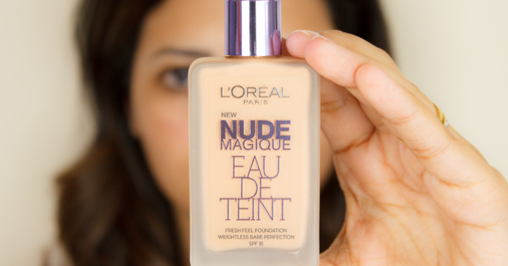 loreal nude