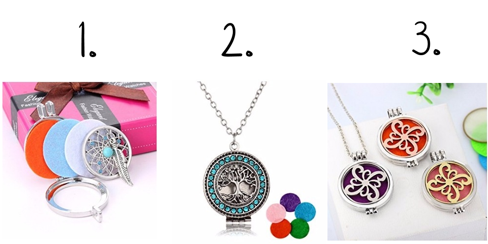 oil diffuser necklaces
