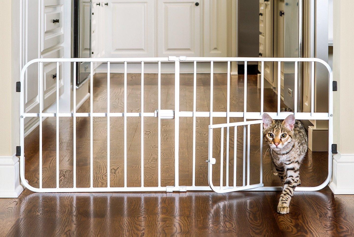 pet door gate