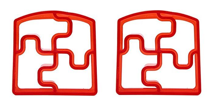 puzzle crust cutter
