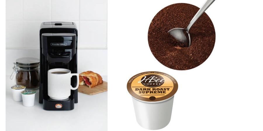 single coffeemaker