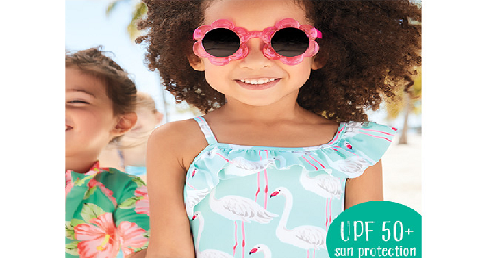 Carter's: Swim & Shoes 50% off + FREE Shipping! Prices Start at $14 Shipped! - Deals & Coupons
