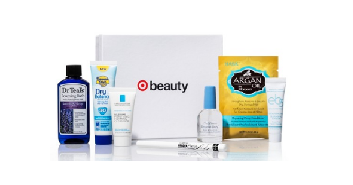 Targets April Beauty Box Still Available Only $7 Shipped! ($24 Value) - Deals & Coupons