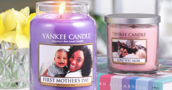 yankee candle mothers day
