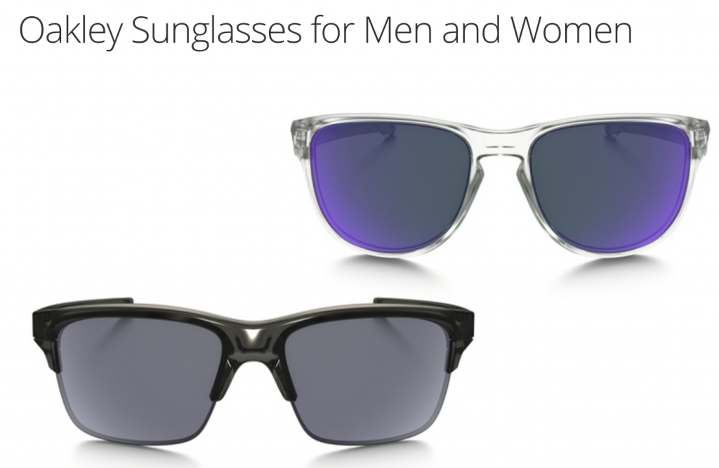 oakley sunglasses promo codes