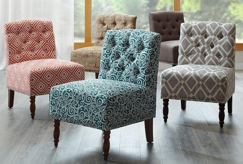 How CUTE Are These Chairs Head Over To Kohls Where You Can Get A Madison Park Serena Accent Chair For Only 9199 Reg 24999 Just Enter Promo Codes