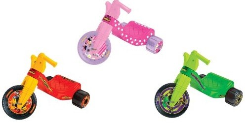 72155efb1738e6 Head over to WalMart and pick Big Wheel Junior Riders for only  16.50 right  now! You can choose from Mickey Mouse