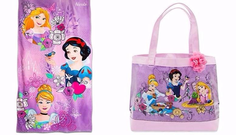 b6dcd20f71cd26 Disney Princess Beach Towel or Swim Bag Only  8.48 Each! Through Tonight