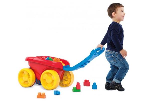 mega bloks wagon