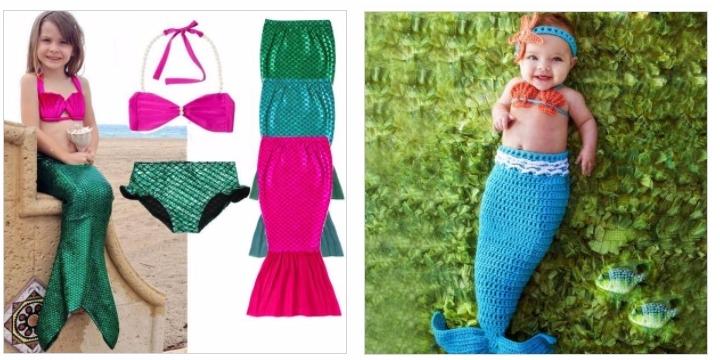 mermaid swimsuits patpat