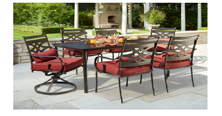 For A Limited Time Only, Home Depot Takes Up To 30% Off Patio Furniture!  Plus, Most Items Will Qualify For FREE Shipping. One Great Option Is To Get  The ...  Home Depot Patio